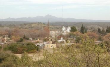 Por la sequía, en San Carlos Minas declararon la emergencia hídrica