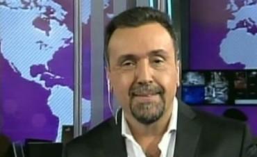 Navarro reconoció que recibe del gobierno un promedio de 200 mil pesos al mes
