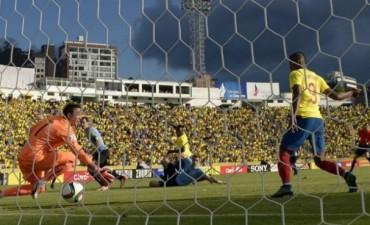 Ecuador, imparable: venció a Uruguay y se afianza arriba