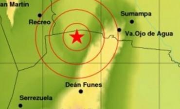 Cuatro sismos en un día en Córdoba