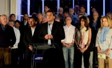 Sergio Massa reconoció la victoria de Macri y le envió felicitaciones