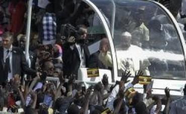 Francisco dejó su marca en Uganda
