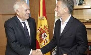 Por Macri España y Argentina recuperan la buena relación