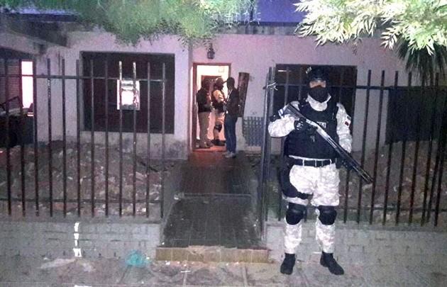 Detuvieron a una mujer en Villa María con más de 750 dosis de cocaína