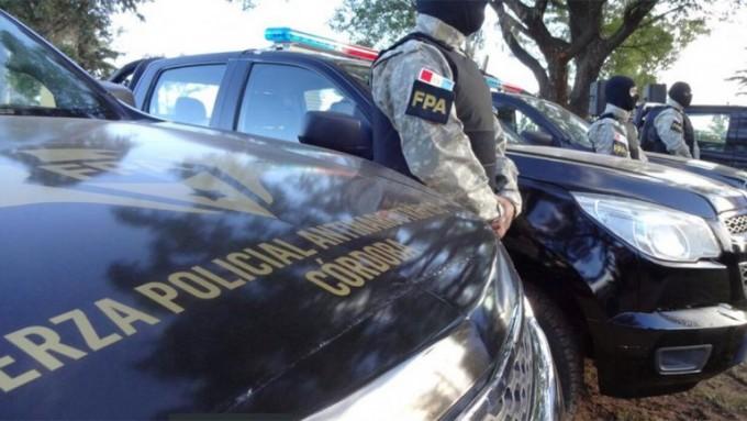 Villa Allende. Importante operativo antinarco