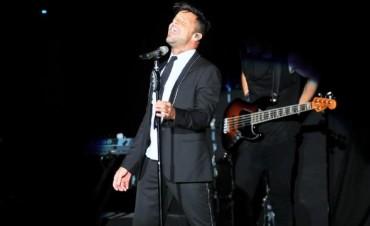 Gran show de Ricky Martín en Córdoba