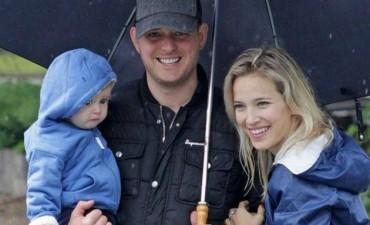 Luisana Lopilato y su marido, Bublé, confirmaron que su hijito tiene cáncer