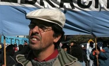 El Ministerio de Seguridad denunció penalmente a Fernando Esteche por intimidación pública
