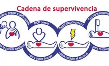 Segundo curso de capacitación en RCP, Trauma y Primeros auxilios
