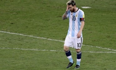 Argentina fue goleada por Brasil 3 a 0