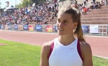 La mujer más veloz de Argentina es una cordobesa: la historia de Victoria Woodward