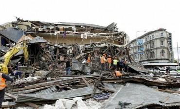 No hay argentinos entre las víctimas por el terremoto