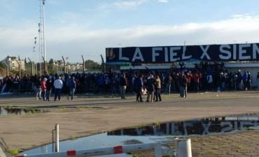 Incidentes durante la venta de entradas para Talleres