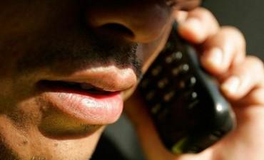 Un hombre simuló caer en la trampa  de un secuestro virtual y grabó al delincuente