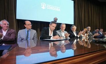Invertirán $ 815 millones en obras para prevenir delitos en la ciudad de Córdoba