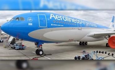 Aerolíneas Argentinas volará a cinco playas desde Córdoba