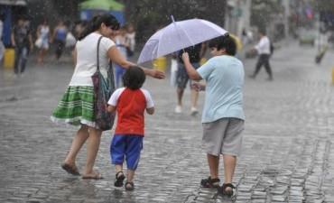 Alerta para Córdoba y anuncian lluvias hasta el lunes