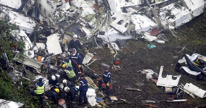 ¿Qué falló en el avión donde viajaba Chapecoense?