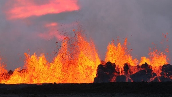 El volcán más grande de Islandia está por despertar