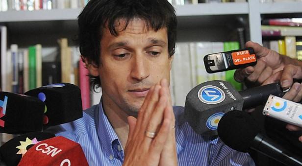 Lagomarsino será indagado por primera vez como sospechoso en el crimen de Nisman