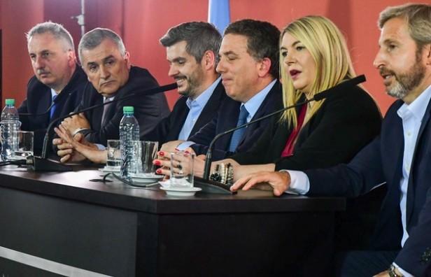 Gobernadores elogiaron el acuerdo alcanzado con Nación