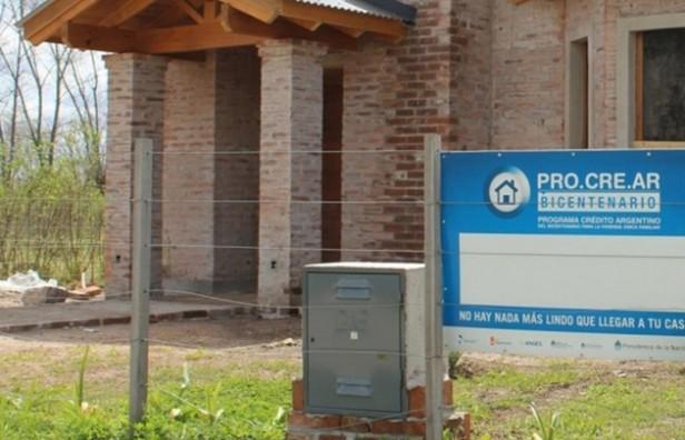 Se sortearon 1.106 viviendas para el plan ProCreAr