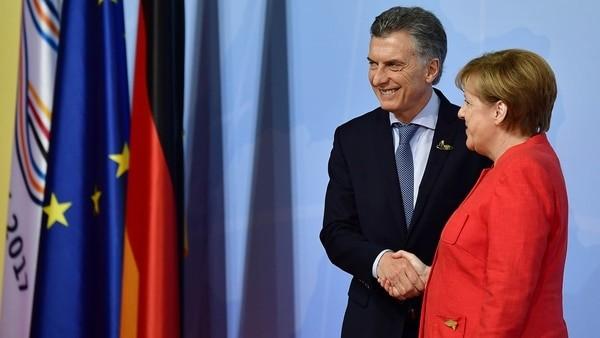 Mauricio Macri asume la presidencia del G20