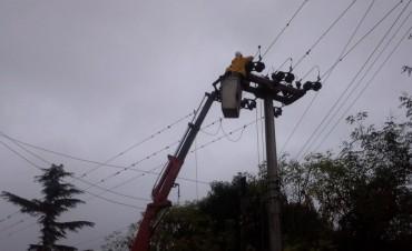 EPEC Cortes de energía
