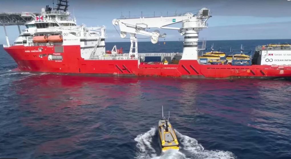 ARA San Juan: sobre el final del operativo, detectan un objeto con sus dimensiones en el Atlántico