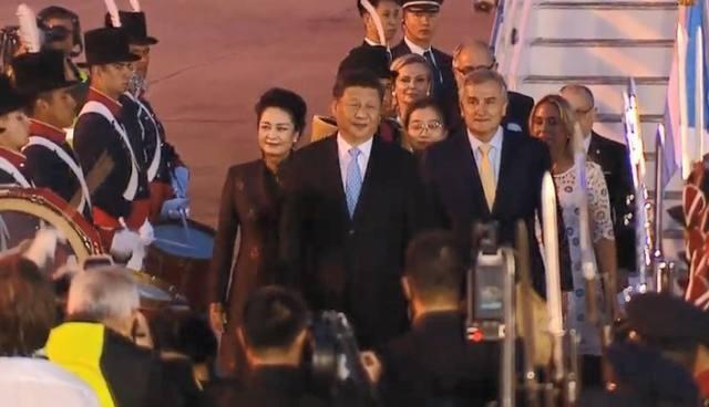 Los líderes mundiales llegan a Buenos Aires por el G20