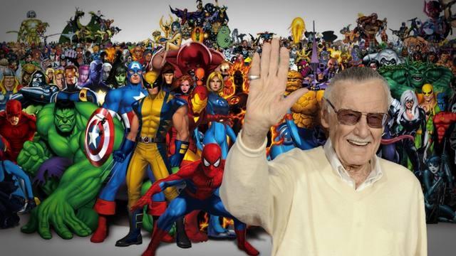 Murió Stan Lee, el genio del cómic y fundador de Marvel