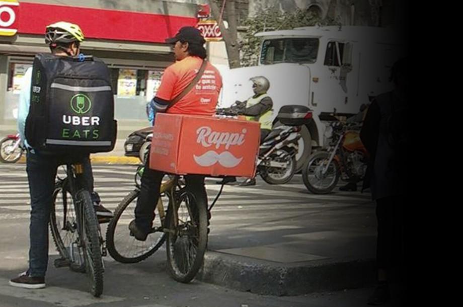 Buscan regularizar las nuevas aplicaciones de Bici Delivery en Córdoba