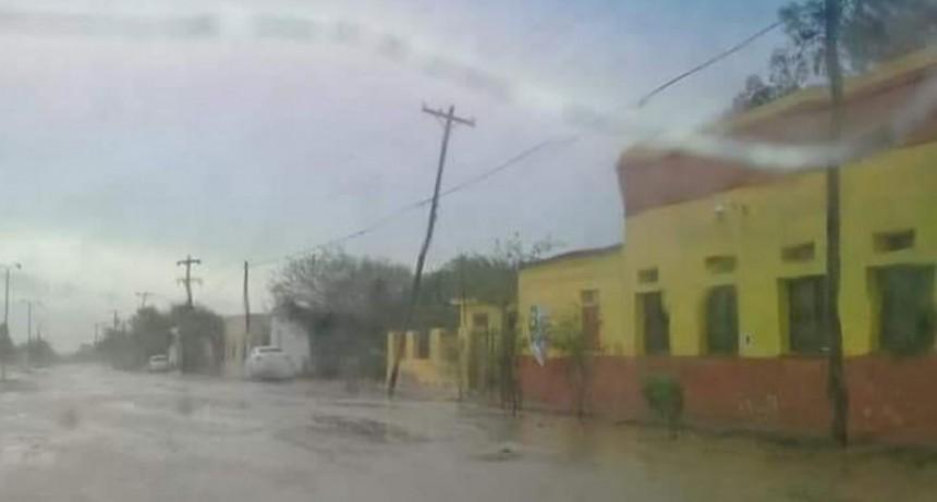 """Lucio V. Mansilla: """"Nunca vi un temporal así"""""""