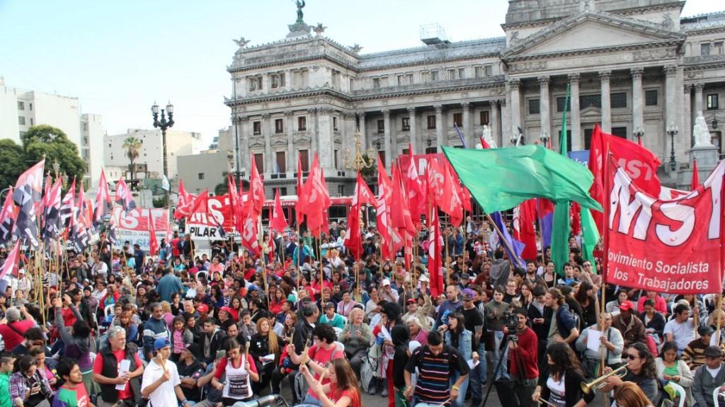 G20: la izquierda y las organizaciones sociales calentarán la previa de la cumbre con marchas