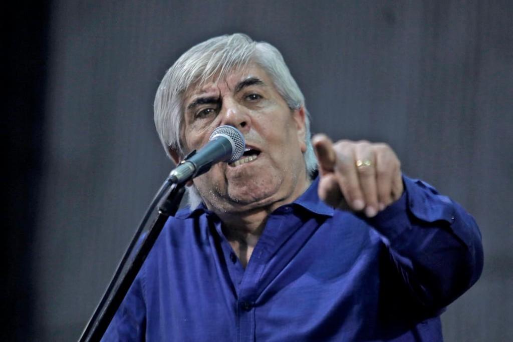 Polémica: Hugo Moyano pidió