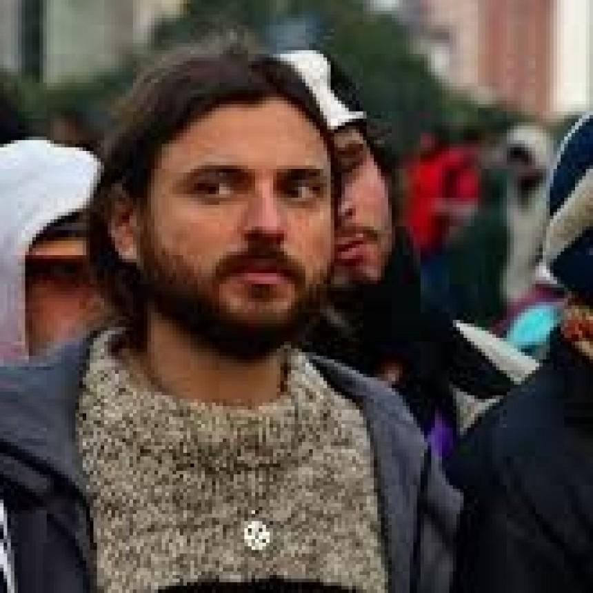 Grabois comparó a Evo Morales con Perón y anunció una protesta para este lunes