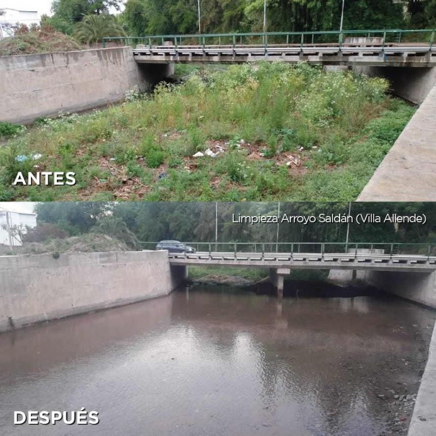 Prevención inundaciones