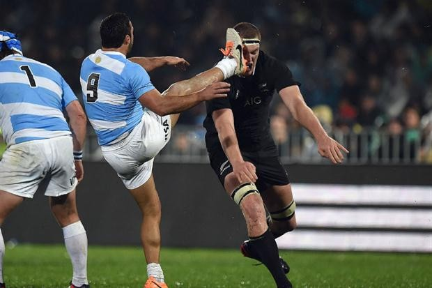 All Blacks tomó revancha y aplastó a Los Pumas por 38-0