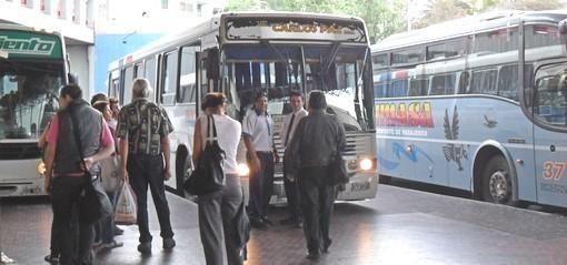 Se levantó el paro de transporte interurbano de Córdoba