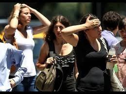 El calor no da tregua el termómetro marcó 38º en Córdoba
