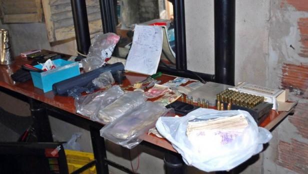 Cayó banda narco con 550 kilos de cocaína en la Panamericana