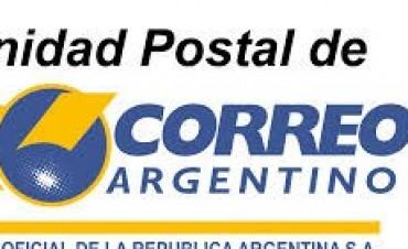 El Correo Argentino está de paro desde el jueves pasado
