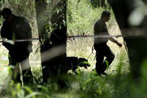 Las cámaras confimaron que Mariano Benedit pasó solo y en moto por la zona donde lo hallaron muerto