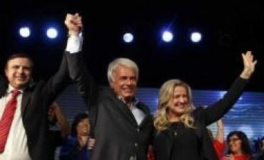 De la Sota lanzó la candidatura presidencial por la democracia cristiana