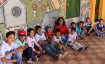 Escuela pública juntó fondos y los donó a otra, más necesitada