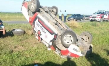 Son tres los policías fallecidos en accidente