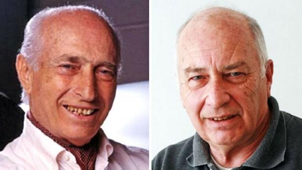 Oscar Espinoza es hijo de Juan Manuel Fangio
