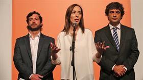 María Eugenia Vidal firmó dos DNU tras el freno de la ley de presupuesto