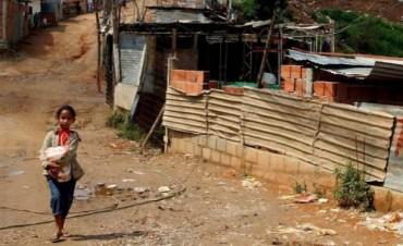 En el Gran Córdoba, el 18,5 por ciento de los chicos sufre situaciones severas de pobreza