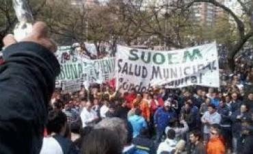 El Suoem levantaría la protesta